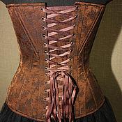 Одежда handmade. Livemaster - original item Historical corset. Handmade.