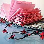 handmade. Livemaster - original item Soulbook diary