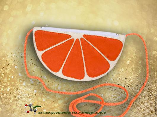 Сумочка-мандаринка. Заглавное фото