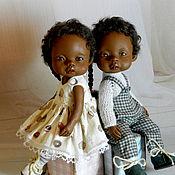 Куклы и игрушки ручной работы. Ярмарка Мастеров - ручная работа Тим и Тина. Handmade.