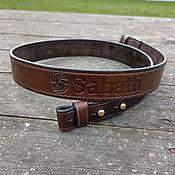 Сувениры и подарки handmade. Livemaster - original item Strap running on the carbine mod.6.2 Sabatti Choko. Handmade.