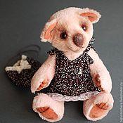 Куклы и игрушки ручной работы. Ярмарка Мастеров - ручная работа Мишка тедди :). Handmade.