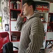 Одежда ручной работы. Ярмарка Мастеров - ручная работа Свитер как у Бодрова эксклюзив. Handmade.