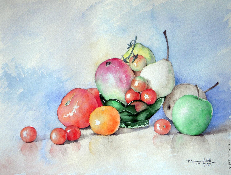 Картинки овощи натюрморт 5