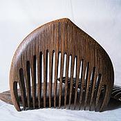 Сувениры и подарки ручной работы. Ярмарка Мастеров - ручная работа Деревянная расческа из дуба. Handmade.