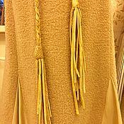 Одежда ручной работы. Ярмарка Мастеров - ручная работа Юбка Слоновая кость. Handmade.