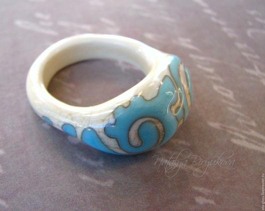 Кольца ручной работы. Ярмарка Мастеров - ручная работа. Купить Кольцо. Handmade. Лэмпворк, муранское стекло, кольцо, lampwork