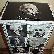 """Комоды ручной работы. Ярмарка Мастеров - ручная работа Комод-тумба """"Эйнштейн!"""". Handmade."""