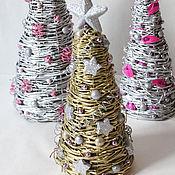 Подарки к праздникам ручной работы. Ярмарка Мастеров - ручная работа Новогодняя елка. Handmade.