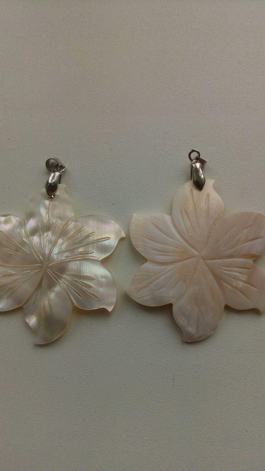 Pendant-pearl pendant(2pcs), Pendants, Omsk,  Фото №1