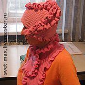 Аксессуары ручной работы. Ярмарка Мастеров - ручная работа Авторский комплект Розовая мечта. Handmade.