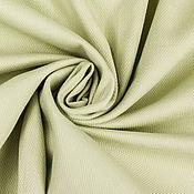 Материалы для творчества handmade. Livemaster - original item Pique cotton art. 28.0017 (Light pistachio). Handmade.