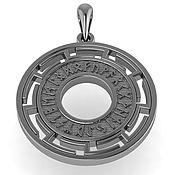 Фен-шуй и эзотерика handmade. Livemaster - original item Runic circle. Handmade.