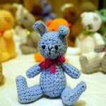 Вязанный зверинец (msmolyakova) - Ярмарка Мастеров - ручная работа, handmade