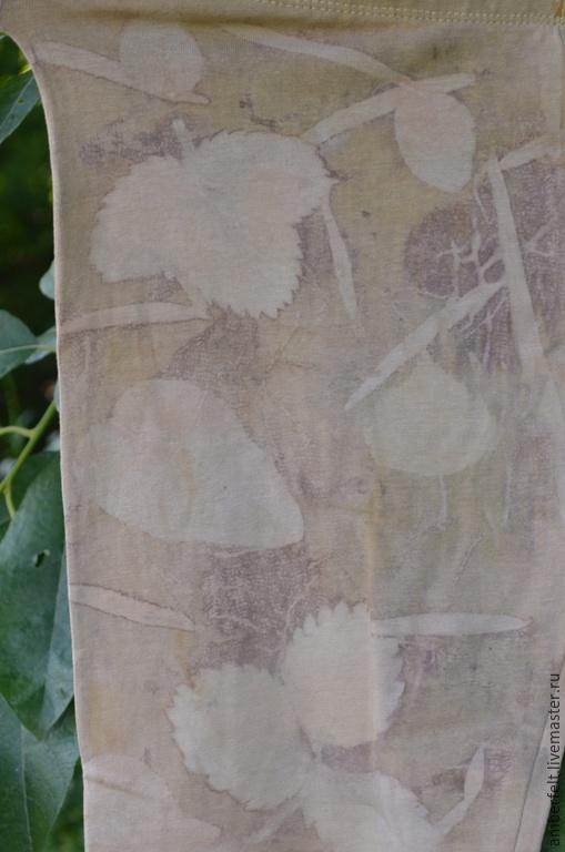 Носки, Чулки ручной работы. Ярмарка Мастеров - ручная работа. Купить Легинсы укороченные в Эко стиле.. Handmade. Разноцветный, легинсы