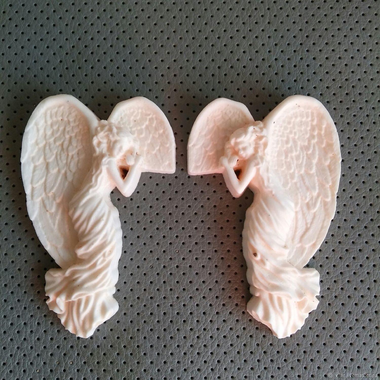 Ангелы угловые, Декор для декупажа и росписи, Балашиха,  Фото №1