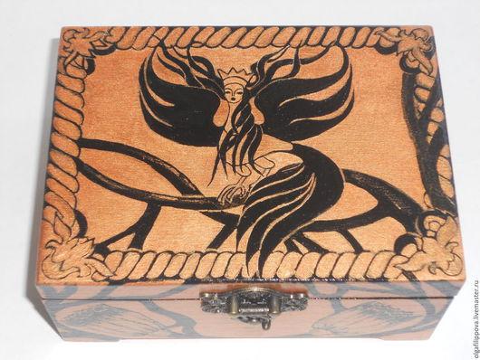 Шкатулки ручной работы. Ярмарка Мастеров - ручная работа. Купить Шкатулка. Handmade. Комбинированный, украшение интерьера, хранение украшений