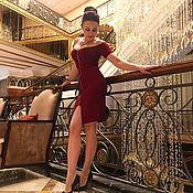 Одежда handmade. Livemaster - original item Discount!Bandage dress, dress out, dress on the figure. Handmade.