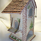"""Чайный домик """"Что нам стоит, дом построить..."""""""