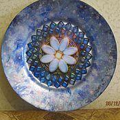Посуда ручной работы. Ярмарка Мастеров - ручная работа Сияние лотоса. Handmade.