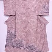 Винтаж handmade. Livemaster - original item Vintage clothing: Kimono silk
