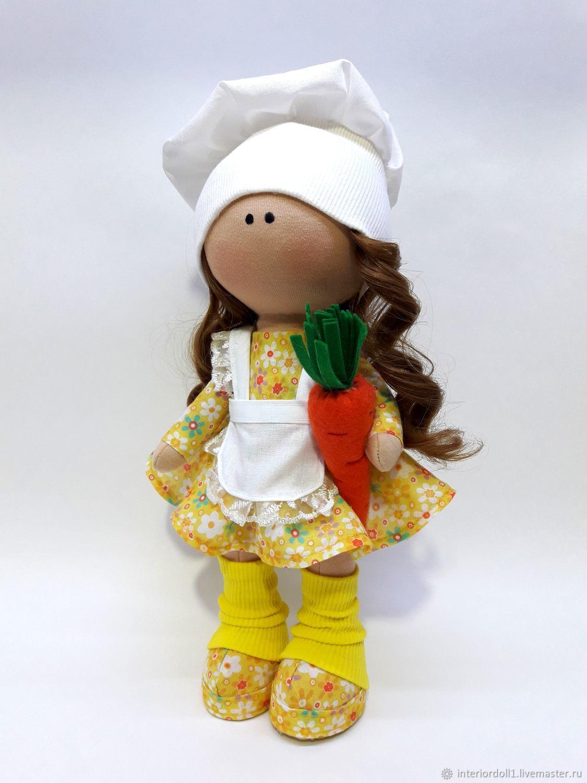 Интерьерная кукла. Кукла интерьерная, Куклы и пупсы, Пушкино,  Фото №1