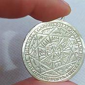 Фен-шуй и эзотерика handmade. Livemaster - original item Silver Seal Of 7 Archangels - powerful protection. Handmade.