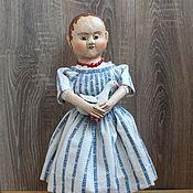 Куклы и игрушки ручной работы. Ярмарка Мастеров - ручная работа Джейн. Репродукция кукол Izannah Waiker. Handmade.