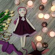 Куклы и пупсы ручной работы. Ярмарка Мастеров - ручная работа Куклы и пупсы: Текстильная кукла. Textile doll.. Handmade.