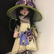 Куклы ручной работы. Ярмарка Мастеров - ручная работа Куколка. Handmade.