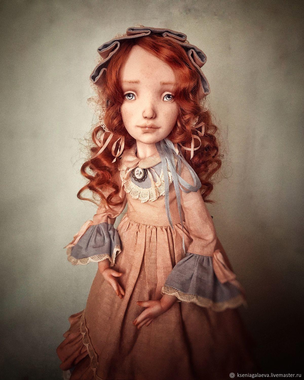Мелинда. Авторская кукла, Куклы, Кулебаки, Фото №1
