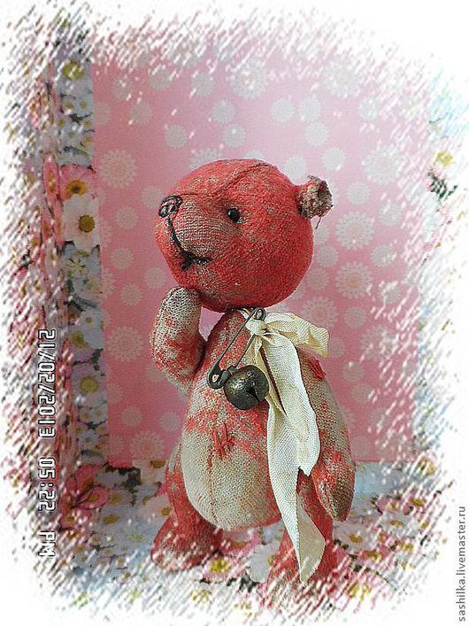 Мишки Тедди ручной работы. Ярмарка Мастеров - ручная работа. Купить Стешик со сказкой( уехал к замечательной мамочке). Handmade.