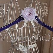 """Свадебный салон ручной работы. Ярмарка Мастеров - ручная работа Вешалка для платья """"Невеста"""". Handmade."""
