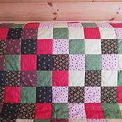 Для дома и интерьера ручной работы. Ярмарка Мастеров - ручная работа Лоскутное детское одеяло в стиле пэчворк. Handmade.