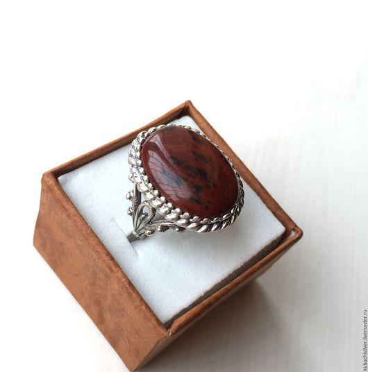 Кольца ручной работы. Ярмарка Мастеров - ручная работа. Купить Кубачи! Серебряное кольцо 925 пробы Магия камня .. Handmade.