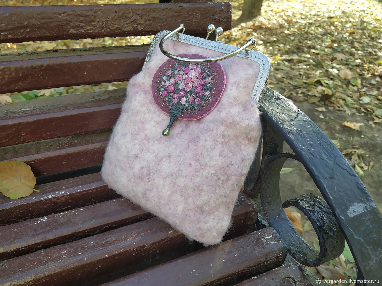 Bag 'Rose garden', Classic Bag, Azov,  Фото №1