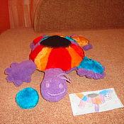 Куклы и игрушки ручной работы. Ярмарка Мастеров - ручная работа Игрушки по детским рисункам. Handmade.