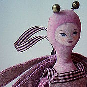 Куклы и игрушки ручной работы. Ярмарка Мастеров - ручная работа Винтажная коллекционная кукла. Handmade.