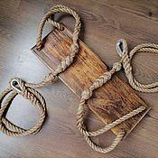 Дача и сад handmade. Livemaster - original item Garden swing.. Handmade.