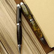 Ручки ручной работы. Ярмарка Мастеров - ручная работа Шариковая ручка Сигара премиум массив венге. Handmade.