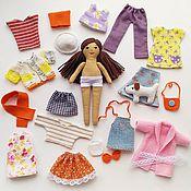 Куклы и игрушки ручной работы. Ярмарка Мастеров - ручная работа Игровая кукла. Handmade.