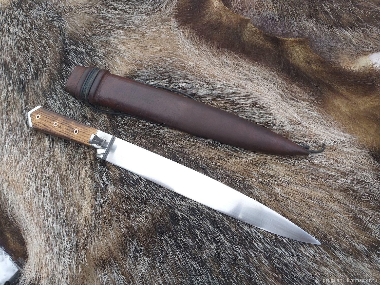 The German peasant knife 'Hauswehre', Knives, Kaliningrad,  Фото №1