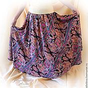 Одежда handmade. Livemaster - original item Skirt long the bell