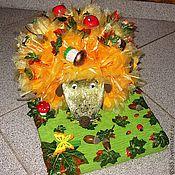 Цветы и флористика ручной работы. Ярмарка Мастеров - ручная работа Сладкий Ежик. Handmade.