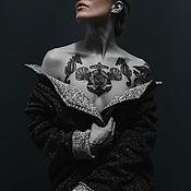 Одежда handmade. Livemaster - original item Bilateral coat. Handmade.