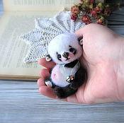 Куклы и игрушки ручной работы. Ярмарка Мастеров - ручная работа Мишутка-пандик Шан. Handmade.