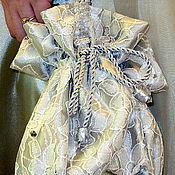 Свадебный салон handmade. Livemaster - original item Handbag