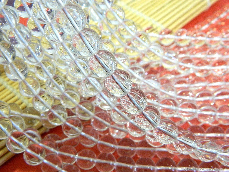 Rhinestone, smooth beads, 10 mm, Beads1, Saratov,  Фото №1