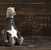 Куклы и игрушки ручной работы. Ярмарка Мастеров - ручная работа Бурый медведь L. Handmade.