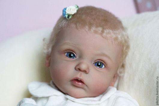 Куклы-младенцы и reborn ручной работы. Ярмарка Мастеров - ручная работа. Купить Ливушка. Handmade. Кукла, Дарья Панова, гранулят